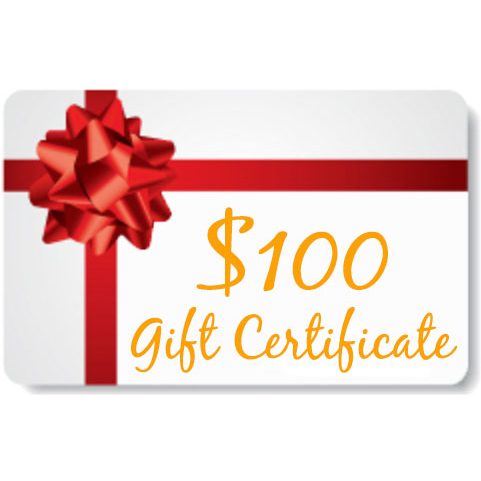 Gp Market Gift Certificate For 100 Gift Certificates