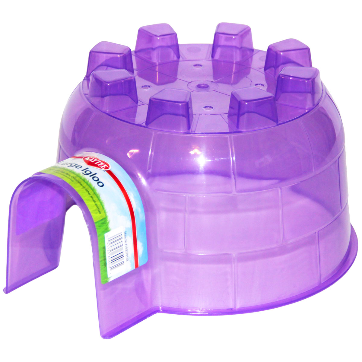 Plastic Pigloos Igloos For Guinea Pigs