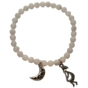 Moonstone Animystics Charm Bracelet for Guinea Pig Lovers