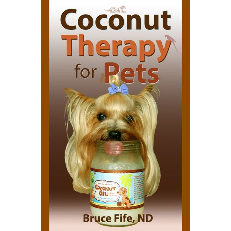 Coconut Oil Therapy for Pets