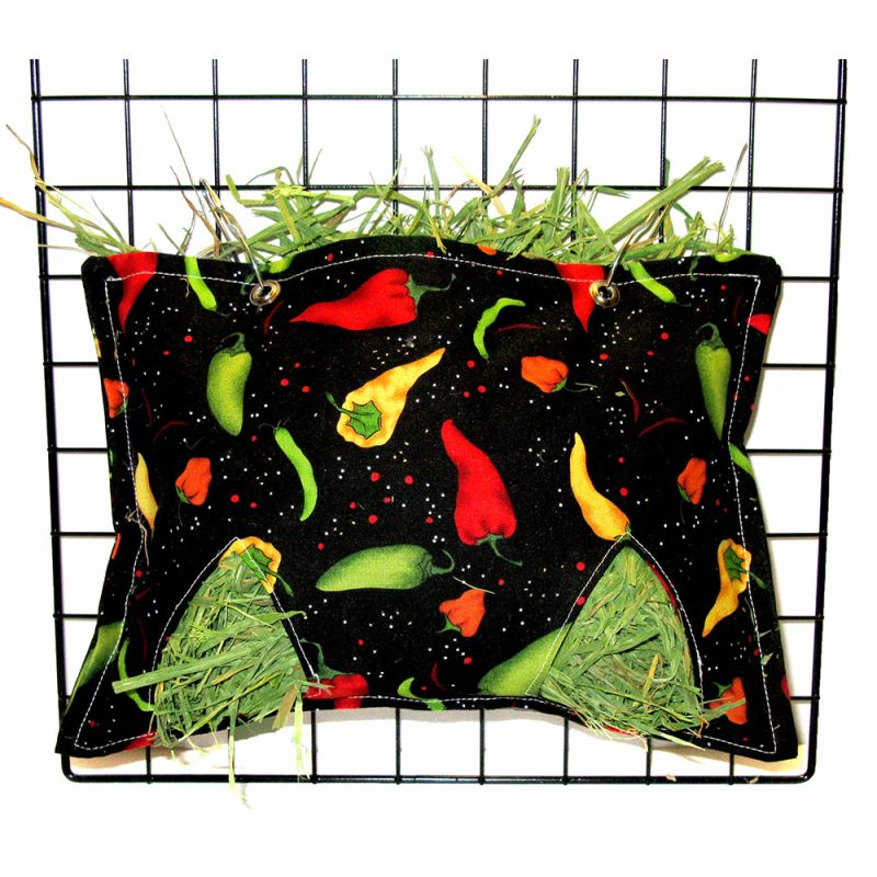 Chili Peppers Heavenly Hay Bag
