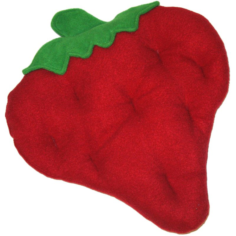 Strawberry Sofa Plush Bed