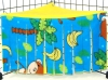 Corner Curtain in Tossed Monkeys for Guinea Pigs