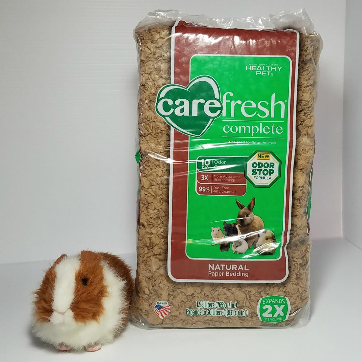 Carefresh Natural Premium Disposable Litter