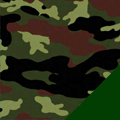 Classic Camo Fleece Fabric