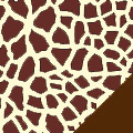 Giraffe Fleece Fabric