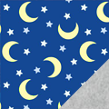 Goodnight Moon Fleece Fabric