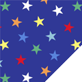 Lucky Stars Fleece Fabric