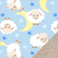 Sheepy Time Fleece Fabric