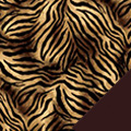 Tiger Fleece Fabric