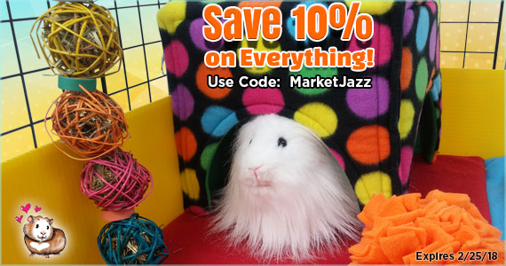 Save 10% on all products
