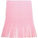 Piggy Perch Fringe in Pink