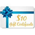 GP Market Gift Certificate for $10 Gift Certificate