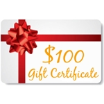 GP Market Gift Certificate for $100 Gift Certificate