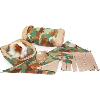 Deluxe Dino Camo Bundle for Guinea Pigs