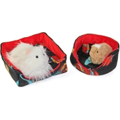 Native Feathers Cozy Bed Bundle for Guinea Pigs