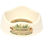 Beco Bowl great for big salads and pellets in natural