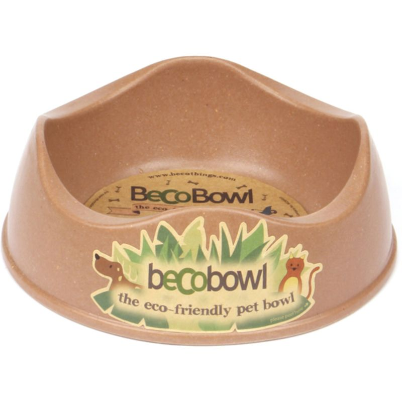 Cat Supplies Dishes, Feeders & Fountains Becobowl Small