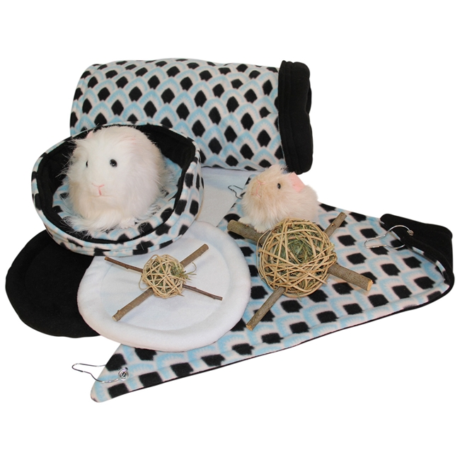 Large Art Deco Bundle for Guinea Pigs