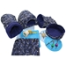 Deluxe Constellations Bed and Toy Bundle for Guinea Pigs and Other Small Animals