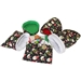 Deluxe Frosty Friends Cozy and Toy Bundle for Guinea Pigs and Other Small Animals