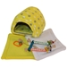 Small Mod Dots Bed and Toy Bundle for Guinea Pigs