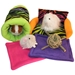 Large Rainbow Zebra Bundle for Guinea Pigs
