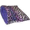 Cavy Cave in Purple Leopard