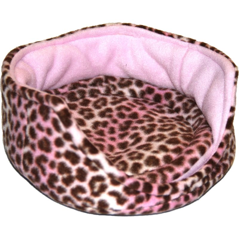 Comfy Cozy in Pink Leopard