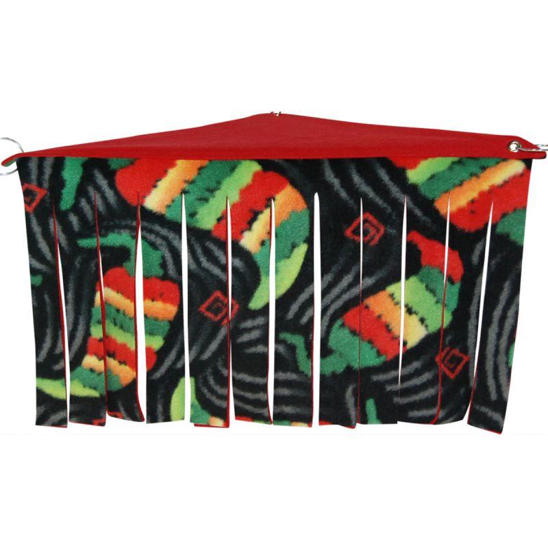 Corner Curtain Fleece Hidey