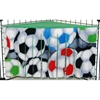 Corner Curtain in Soccer