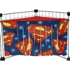 Corner Curtain in Superman