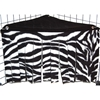 Corner Curtain in Zebra