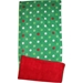 Christmas Dots Fleece Flipper Case