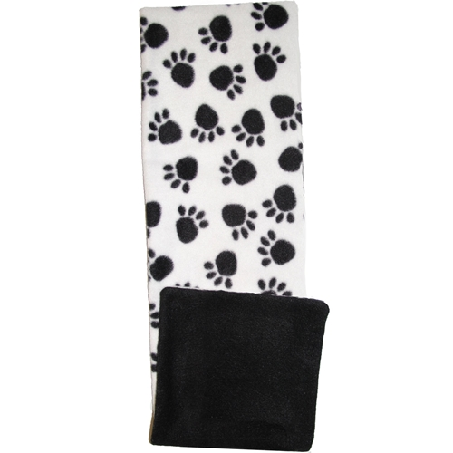 Fleece Flipper case-half size