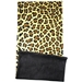 Leopard Spots Fleece Flipper Case