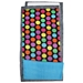 Bold Dots Blue Fleece Flipper Set
