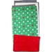 Christmas Dots Fleece Flipper Set