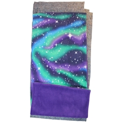Northern Lights Fleece Flipper Set
