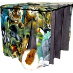 Fleece Forest in Jungle Animals
