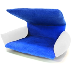 Flippin' Fun Futon Case in Blue
