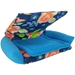 Flippin' Fun Futon in Orange Flowers