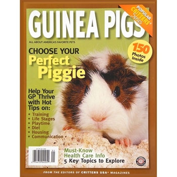 Guinea Pigs Magazine by Critters USA