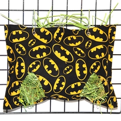 Bat Signal Hay Bag