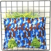 Heavenly Hay Bag in Blue Camo Skulls