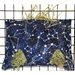 Hay Bag in Glow in the Dark Constellations