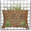 Heavenly Hay Bag in Leopard fabric