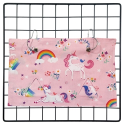 Heavenly Hay Bag in Pink Unicorns