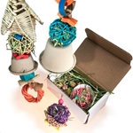 Herbalicious Delights Toy Bundle for Guinea Pigs