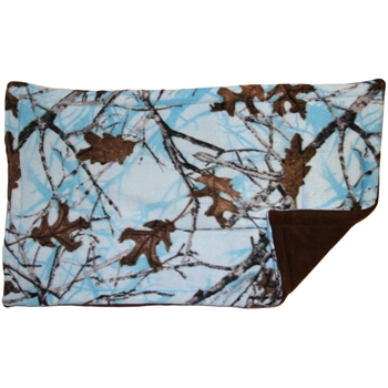 Lap Pad in Blue Forest
